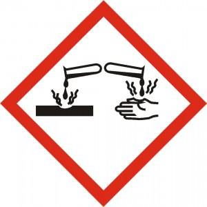 Déboucheur de canalisation (produit caustique)
