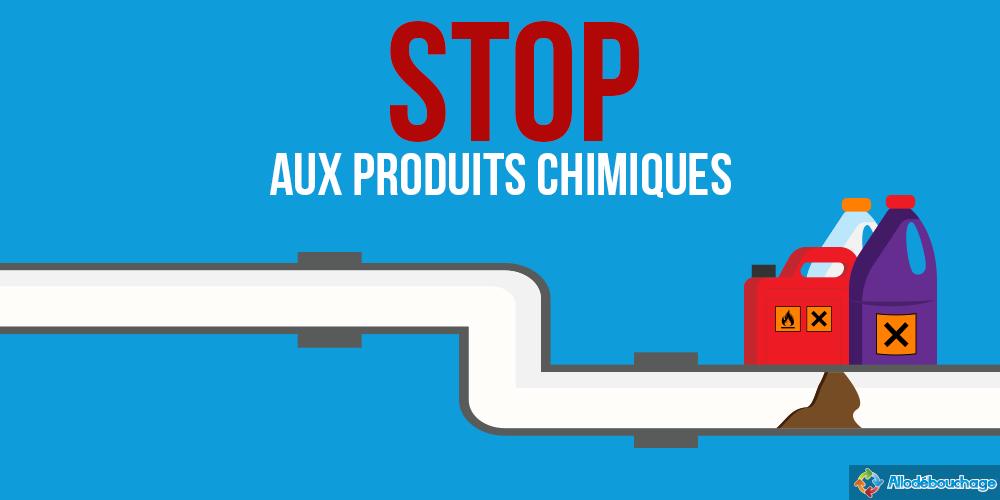 stop aux produits chimiques